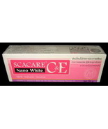 SCACARE C&E NANO WHITE WHITENING, DARK SPOT, WRINKLES - $5.24