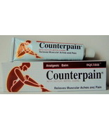 COUNTERPAIN BALM RELIEF FOR MUSCLE & ARTHRITIC ACHES - $2.65