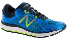 New Balance 1260 v7 Size 11.5 M (D) EU 45.5 Men's Running Shoes Bolt Blue / Lime