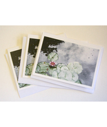 Glowing Lily Notecards, Set of 3 - $8.00