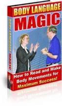Body Language Magic - How to Read Body Movements! Ebook - $1.99