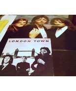 Paul McCarthy and Wings London Town LP - $14.00
