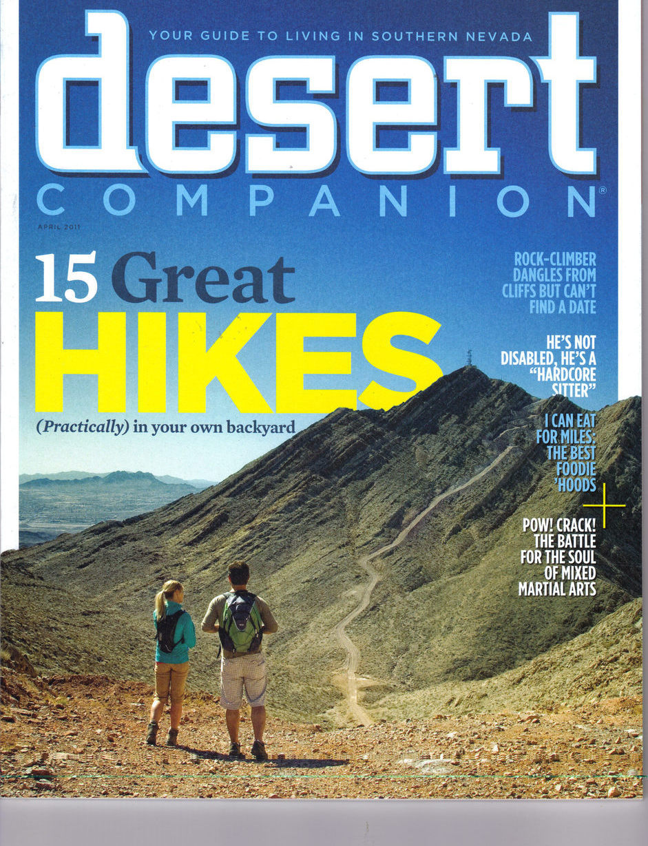 Desert comp hikes