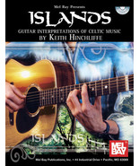 Islands:Guitar Interpretations of Celtic Music/... - $17.95