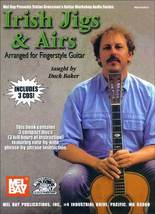 Irish Jigs and Airs Book/arranged For FIngersty... - $22.95