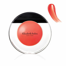 Elizabeth Arden Sheer Kiss Oil Lip Gloss Coral Caress 03 Pink Full Size Ne W Bo X - $13.95