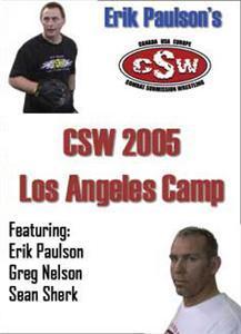 2005 Seminar Camp Erik Paulson, Greg Nelson, Sean Shrek