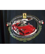 Nat Nast, Ferrari, Camp Shirt, Sz Small, Black,... - $120.00