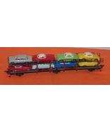 Fleischmann HO Train 8 Car Transporter - $120.00