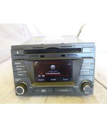 11 12 13 Kia Optima Radio UV0 Cd Hd MP3 Jukebox 96160-2T000EC5 OFN37 - $176.72