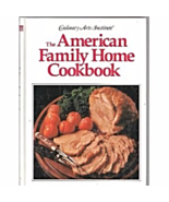 American Family Home Cookbook [Hardcover]  - $6.98