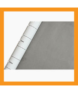 grey adhesive faux suede fabric span upholstery automotive boat interior... - $24.50