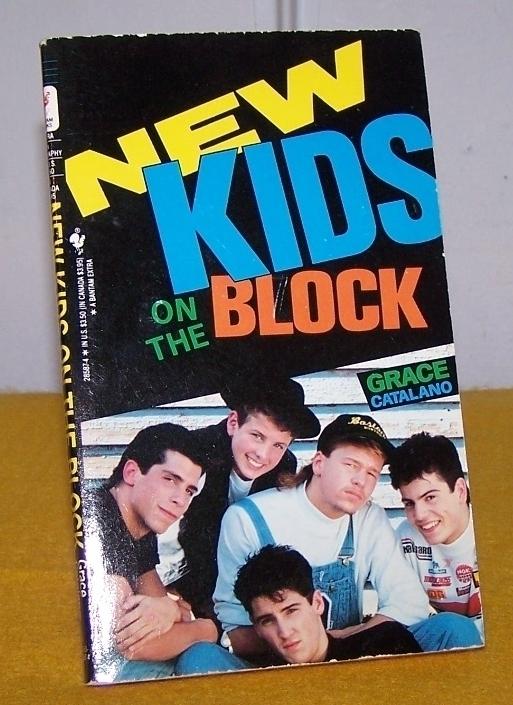 Books newkidsontheblock