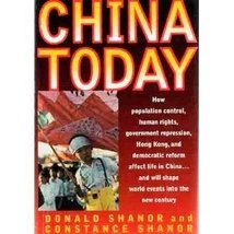 China Today; Population Control, Human Rights,Government Repression,HK,D... - $4.97