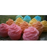 cupcake mini soaps. pack of 24 - $12.00