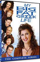 My Big Fat Greek Life: The Complete Series [New DVD] - $24.00