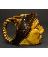 Iroquois Indian Head Coffee Mug 10th Anniversary 1966-76 Iroquois Club C... - $19.79