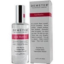 Demeter By Demeter (Unisex) DEMETER-ICED Berries Cologne Spray 4 Oz - $30.09