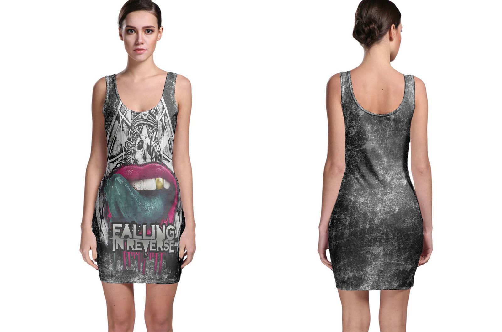 Bodycondress falling in reverse band