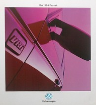 1994 Volkswagen PASSAT sales brochure catalog US 94 VW VR6 - $8.00