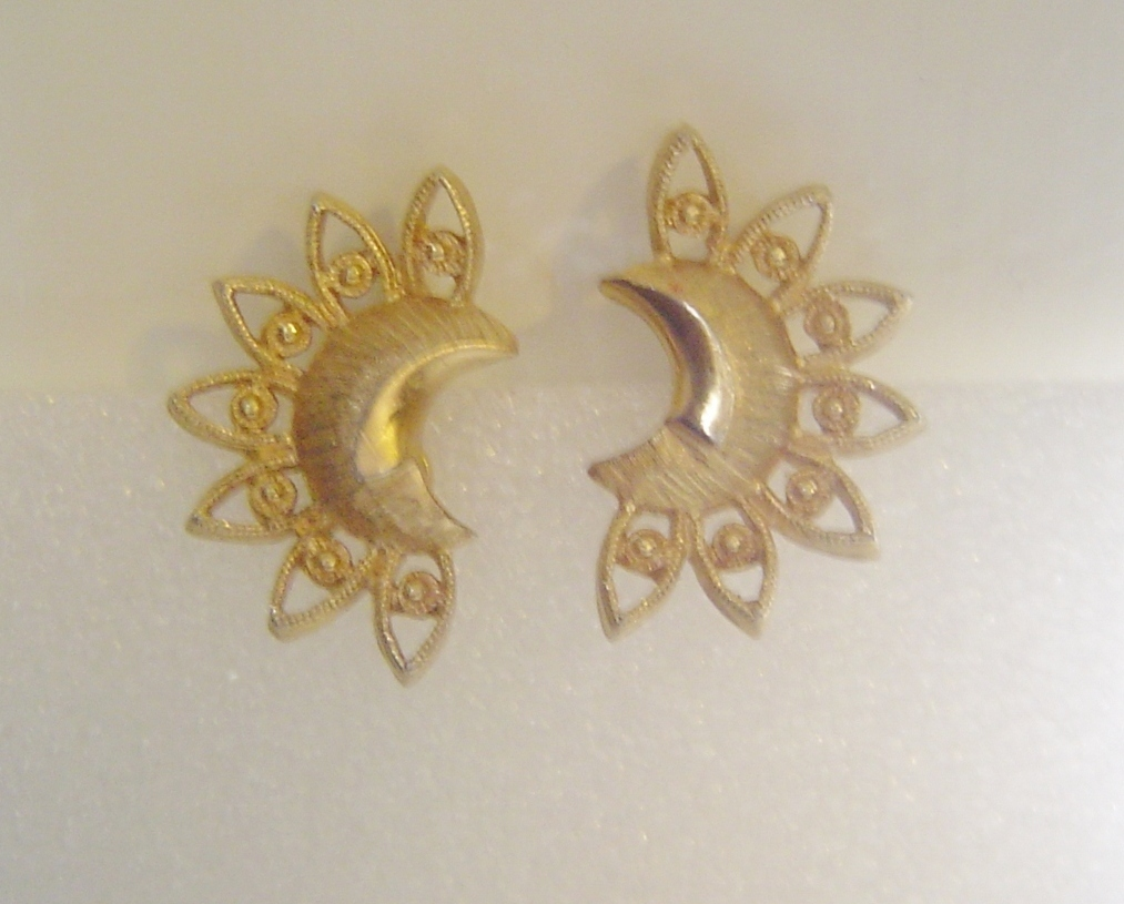 Cloisanne combs and traditions earrings 009