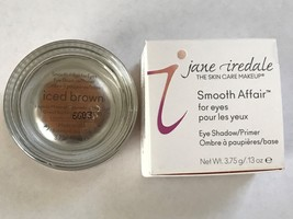 Jane Iredale Smooth Affair For Eyes Eyeshadow Primer Iced Brown - $18.00