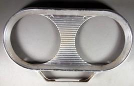 60-64 Corvair Van Greenbrier Chevrolet Headlight Bezel Aluminum Shroud - $120.94