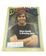 Dynamite Magazine Oct 1980 Shaun Cassidy Breaking Away NO POSTER vol 4 n... - $14.95