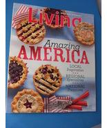Magazine Martha Stewart Living July 2010 - $4.00