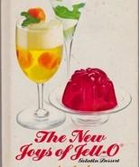 The New Joys Of Jell-O, Gelatiin Dessert Recipe... - $3.99