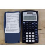 Texas Instruments TI-30X IIS Scientific Calculator 2-Line Dual Powered W... - $8.81