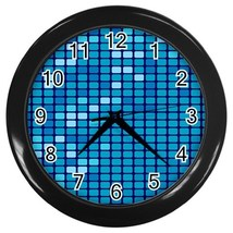 Designer Series 1 Custom Black Wall Clock - $19.95