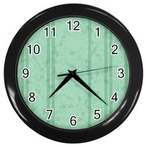Designer Series 2 Custom Black Wall Clock - $19.95