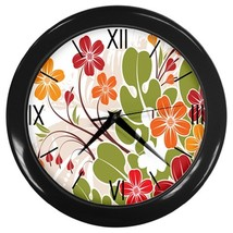 Designer Series 3 Custom Black Wall Clock - $19.95