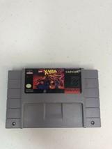 X-Men: Mutant Apocalypse (Super Nintendo Entertainment System, 1994) Aut... - $23.36