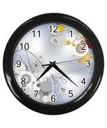 Designer Series 6 Custom Black Wall Clock - $19.95