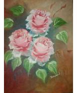 Roses Art Print - $10.00
