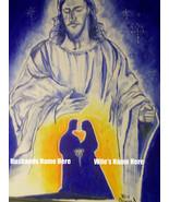 Personalized Marriage Religious Print - $19.95