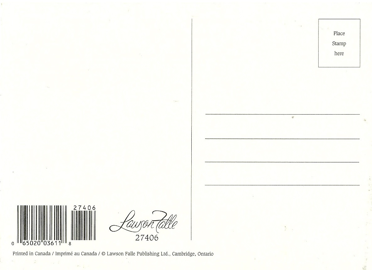 Postcard Peace And Love Be Multiplied To You Jude 1:2 New Unused