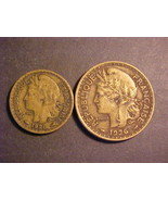 COINS OF CAMEROON (FRENCH MANDATE) STANDARD COINAGE - €3,19 EUR