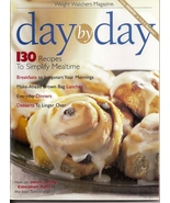 Day by Day Weight Watchers Magazine Cookbook - $5.50