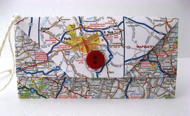 Road map origamicluctch 24202 a