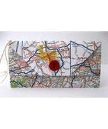 Recycled Origami Clutch Note Card Set Handmade by Chula - $18.00