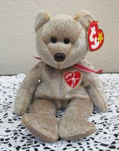 Ty Beanie Baby 1999 Signature Bear 5th Generation Hang Tag NEW - $5.93