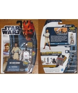 * Star Wars The Clone Wars CW12 Obi-Wan Kenobi ... - $15.00