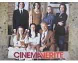 CINEMA VERITE EMMY DVD HBO 2011 DIANE LANE TIM ROBBINS