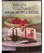 Weight Watchers Annual Recipes For Success  2005 - $5.50