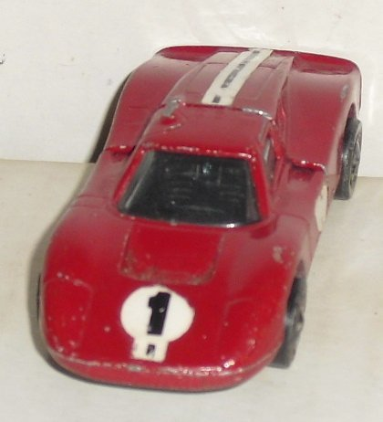 Vtg HOT WHEELS Redline Car 1968 MK IV