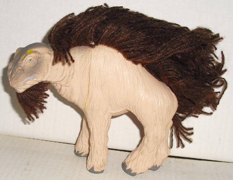STARGATE Movie MASTADGE Beast Figure 1994 Hasbro