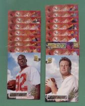 1994 Stadium Club Tampa Bay Buccaneers Football Set - $3.99